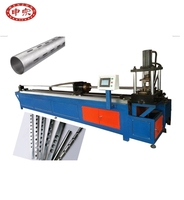 China Factory Price CNC Automatic Tube Hole Punching Machine Manufacturer