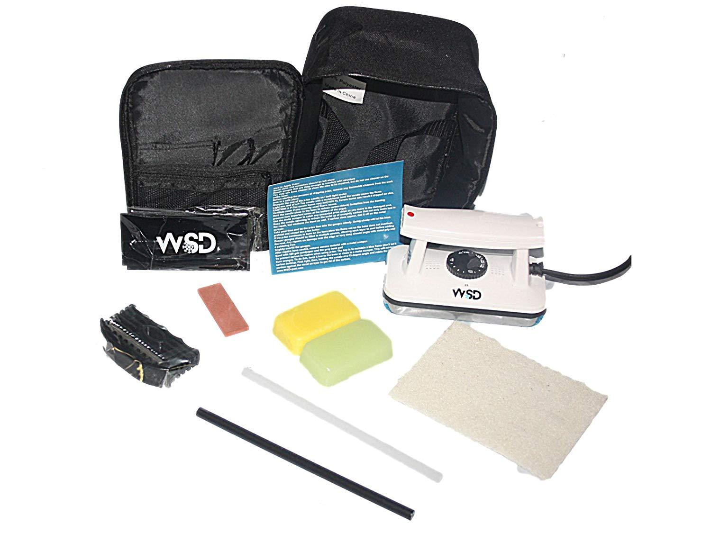 WSD Ski Snowboard Tuning Kit ski tune Red Iron Edition 10 pc Kit New