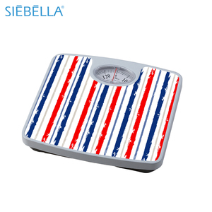 Smart analyser bathroom floor Manual weight scale