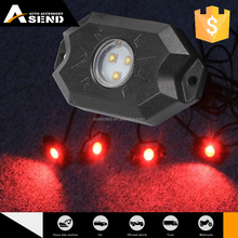 Bluetooth Controlador LED RGB LED Rock Light debajo del <span class=keywords><strong>coche</strong></span>/Offroad