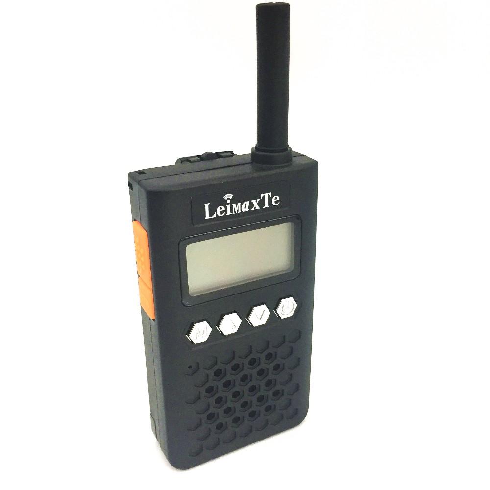 ptt network radio 3W encryption portable walkie talkie 1 to