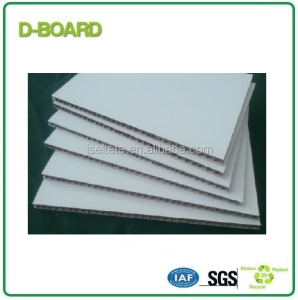 honeycomb cardboard sheet for large format printing