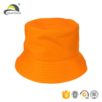 Hemp Orange Terry Towel Bucket Hat With Zipper Pocket - Buy Hemp ... 026d69f6c45