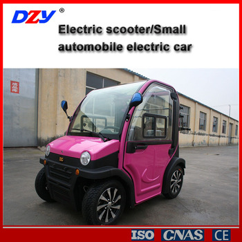 Electrical Recreational Vehicles Electric Penger Vehicle With Ce