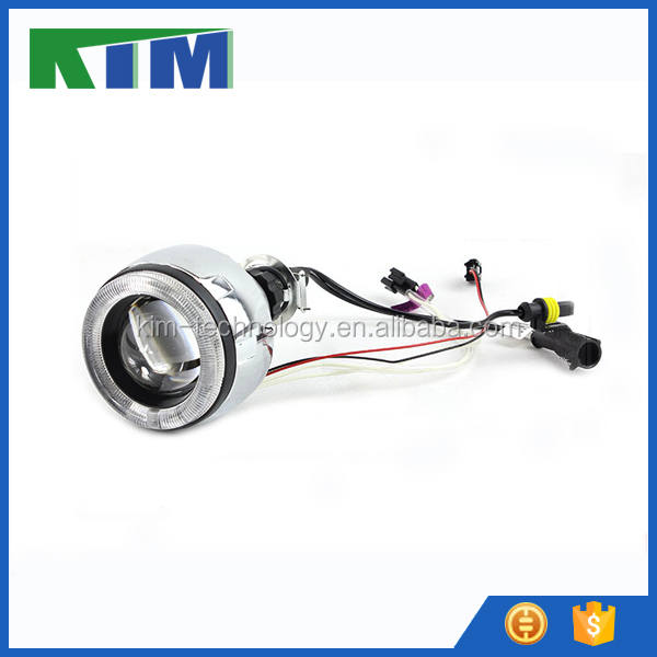 Hot sale 2.5 inch devil eye HID projector motorcycles headlight