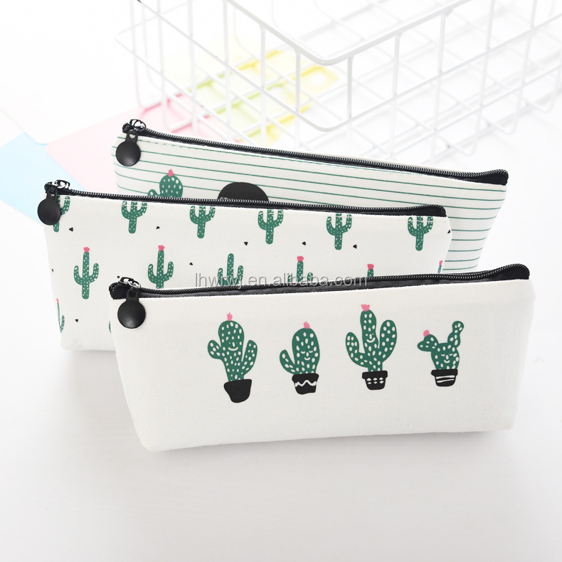 School Office Use Fashion Stationery Pencil Case Hot Sell Kids Pen Bag Pencil Pouch for Children