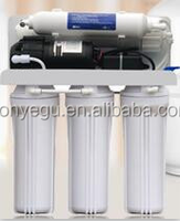 Small Membrane type ro water filter with PP T33 filter manufacturer supply