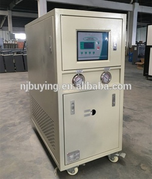 Portable Water Cooler Systems : Industrial water cooled portable cooling system