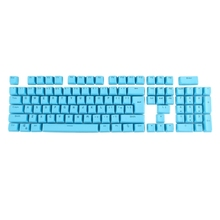 104 Toetsen Double Shot <span class=keywords><strong>PBT</strong></span> Backlit Keycaps voor Mechanische Toetsenbord