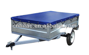 Custom Made Pvc Flat Box Trailer Cover Buy Box Trailer