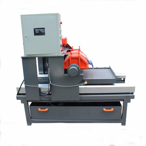 HIZAR HMSC8 Multiblade granite marble mosaic tile cutting machine