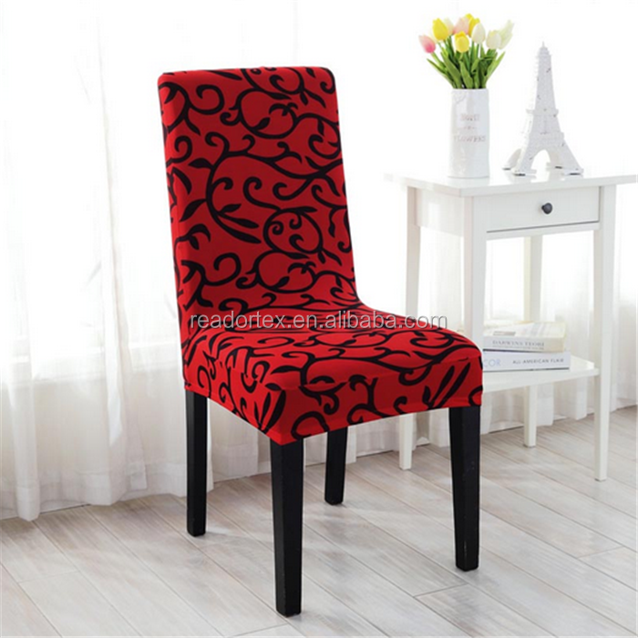 New Fashion Stretch Short Removable Dining Room Office Stool Chair Cover Slipcovers