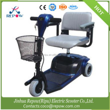 Single Seat Electric scooter for elderly