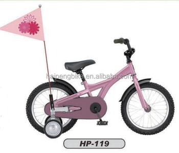 8ec816bfd86 4 wheel kids bike for 3 5 years old children purple color 16inch kids bike  with