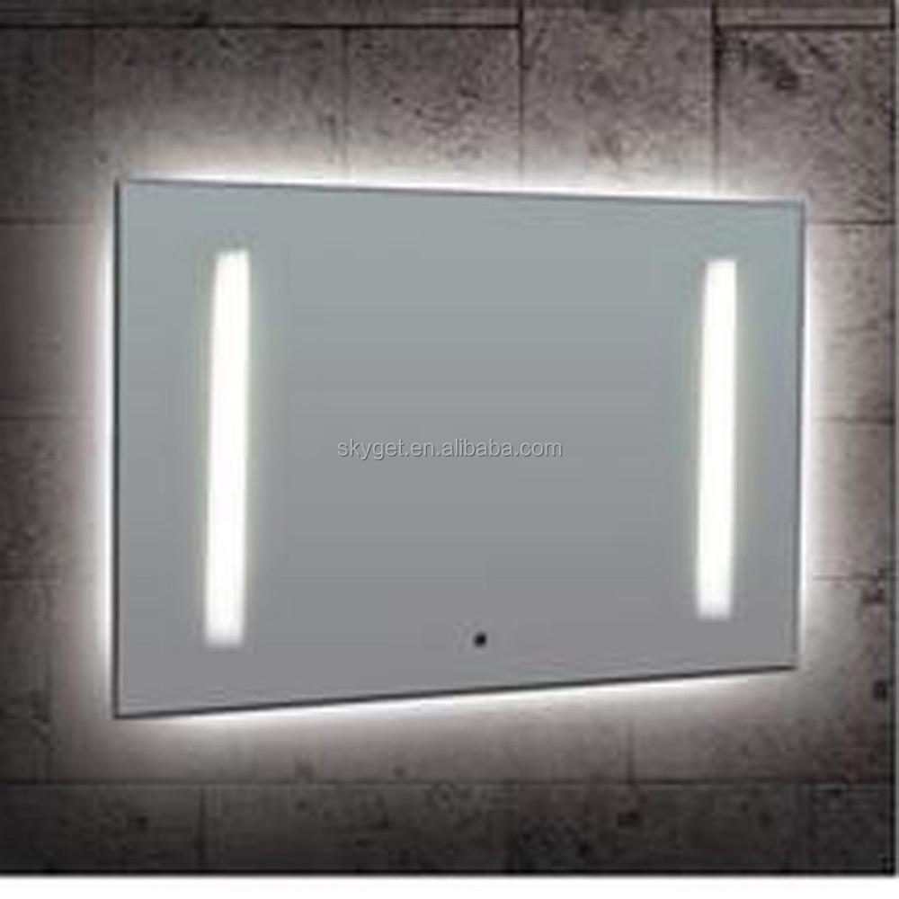 ms reciente led espejo del bao de luz