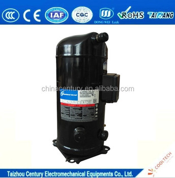 See Larger Image Lg Refrigerator Compressor 1~10hp Zr Series - Buy Copeland  Scroll Compressor,Emerson Copeland Scroll Compressor,Zr Copeland Scroll