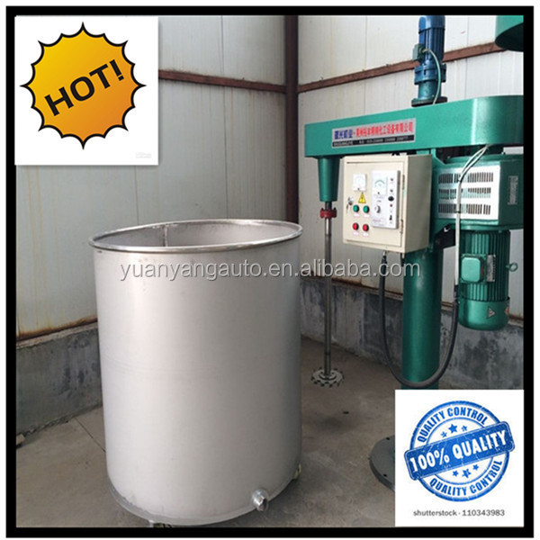 clay mixing machine /high speed disperser for clay
