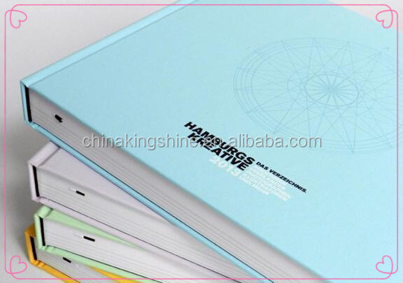 Hardcover binding service