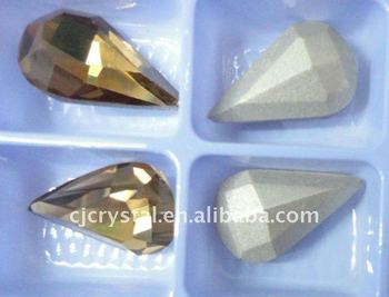 Glass crystal stones for clothing, View Glass crystal stones for clothing,  CJ Product Details from Dongguan Xingzhao Crystal Jewelry Factory on