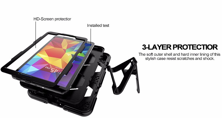 best service e5e75 d480c Heavy Duty Armor Case For Samsung Galaxy Tab A 10.1 T580 Case For 10.1 Inch  Tablet - Buy 10.1 Inch Tablet Case,Case For Samsung Galaxy Tab 10.1,Case ...