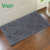 House Indoor Super Absorbs Doormat For Front Door Inside Floor Dirt Mats Non-Slip Entrance Rug