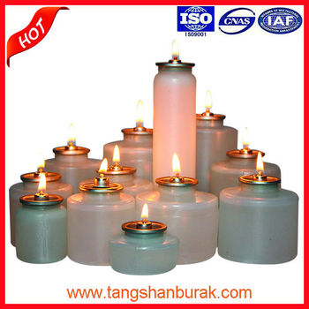 Vloeibare was olie gevulde kaarsen buy product on for Oil filled candlesticks
