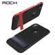 TPU+PC For iPhone x Case Original Rock Royce Holder Series Luxury Kickstand Phone Back Cover Case For iPhone X