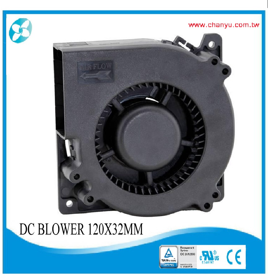120X120X32 mm DC BLOWER FAN