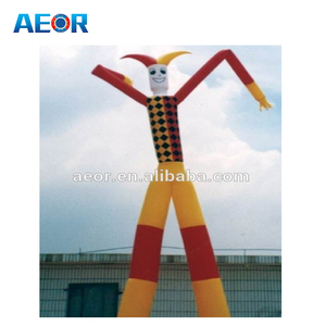 New Inflatable fabric/PVC air dancer,inflatable air dancer for advertising/promotion/commercial