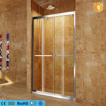 stainless steel frame high quality sliding shower door roller, View ...