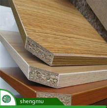12mm both side laminated melamine Particle board,decorative wood board