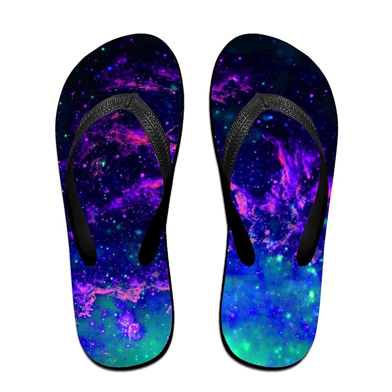 XieZbd Kids Deer Moon Stars Fashion Fly Knit Sneaker Shoes