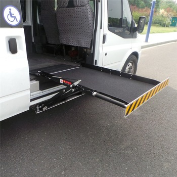 MINI-UVL CE hydraulic platform lift for wheelchair and the disabled