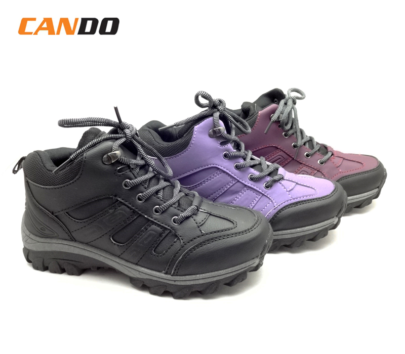 Hot sales casual shoes mountaineering shoes warm antiskid wear-resisting hiking shoe