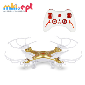 2.4G Gyro RC Quadcopter Model Aircraft From China