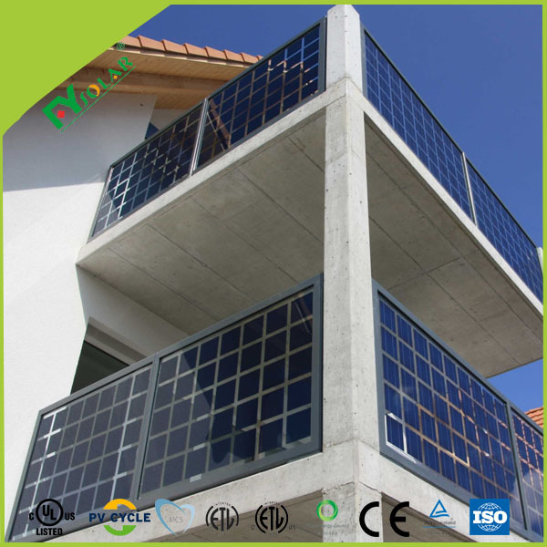 Alibaba china supplier bipv solar products
