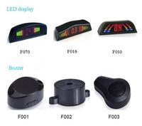 Diy Car Parking Sensor With Led Display Electric Parking Sensor ...