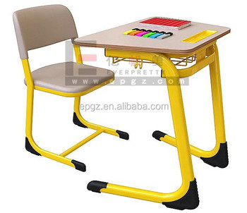 Pakistan Study Chairs Tables,Wooden Furniture School Student Desk Chair,Kids  Furniture