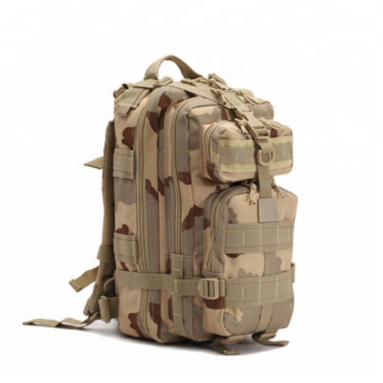 Practical Men Military Tactical <strong>Backpack</strong> For Outdoor Activities