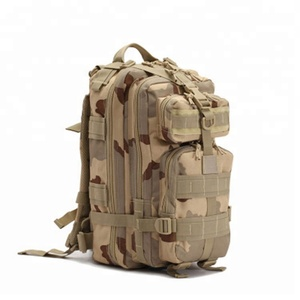 Practical Men Military Tactical Backpack For Outdoor Activities