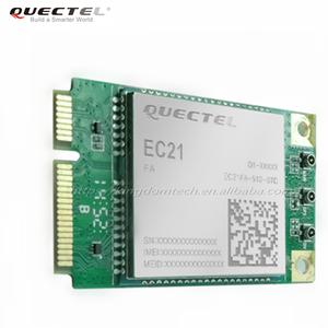 On Sale Quectel Cat1 EC21AFA PCIE LTE GPS M2M WIFI 4g GSM mini PCI module