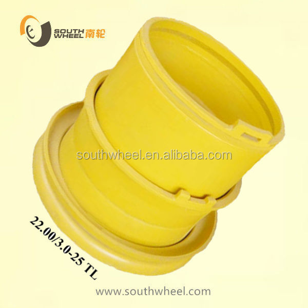 OTR heavy machinery steel wheel rim with high quality and competitive price