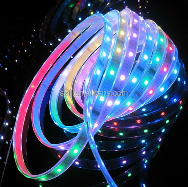 Dream Color 12 Volt Led Light Strips Black Light Led Strip With Ic ...