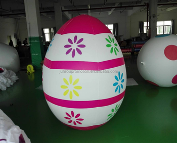 Popular Easter decoration inflatable easter egg, inflatable eggs for Easter Holiday decoration AD-93