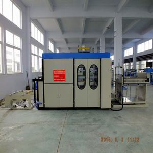 Full Automatic Plastic Blister Vacuum Forming Machinery