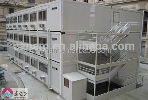 CANAM-Movable Combined Maison Container for sale