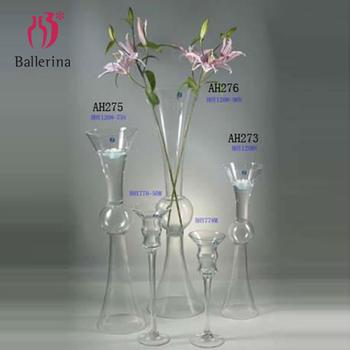 Ballerina Brand Wholesale Different Shape Environmental Clear Tall
