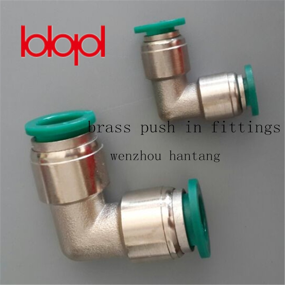 brass push-in <strong>fittings</strong>