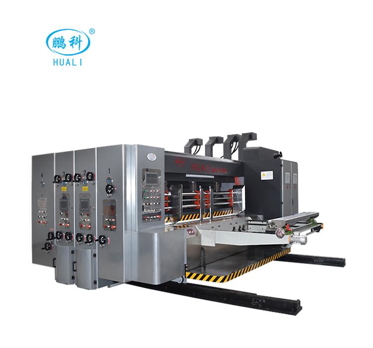 Carton making company in dubai used corrugated carton flexo printing  machine specification