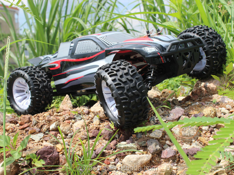1/10th Remote Control RC Truck, 4X4WD Racing Model Car